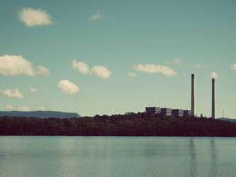 The Power Station by transparent24