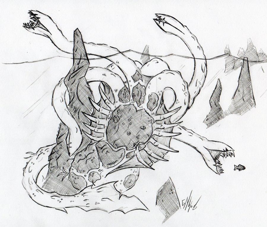 scylla by dragonstorm on deviantart