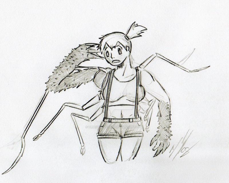 Misty S Bug Problem Part 2 By Dragon Storm On Deviantart