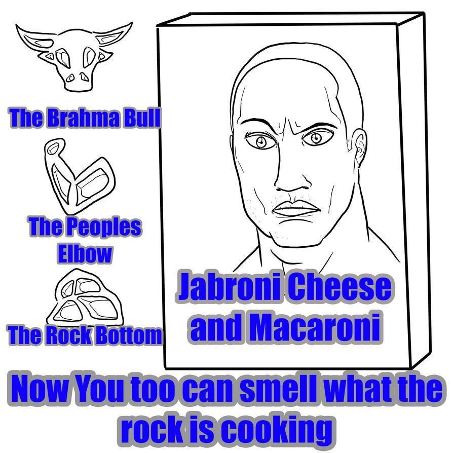 Jabroni Macaroni by Dragon-Storm