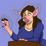 MP Sarah huckabpig sanders TF