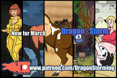 Patreon Tease March 2020