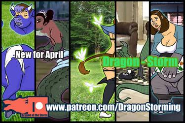 Patreon Tease April 2020