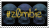 z0mbie stamp by bishopfaust