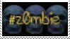 z0mbie stamp by bishopfaust