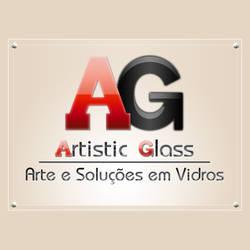 Logo Marca Artistic Glass