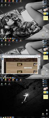 Desktop jan 2010 Windows Seven