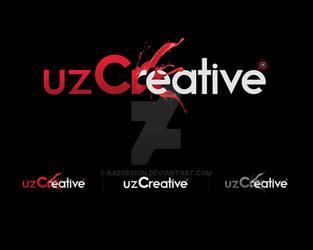 uzCreative Logo by kaedesign