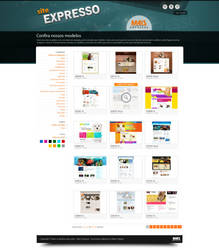 Site Expresso by kaedesign
