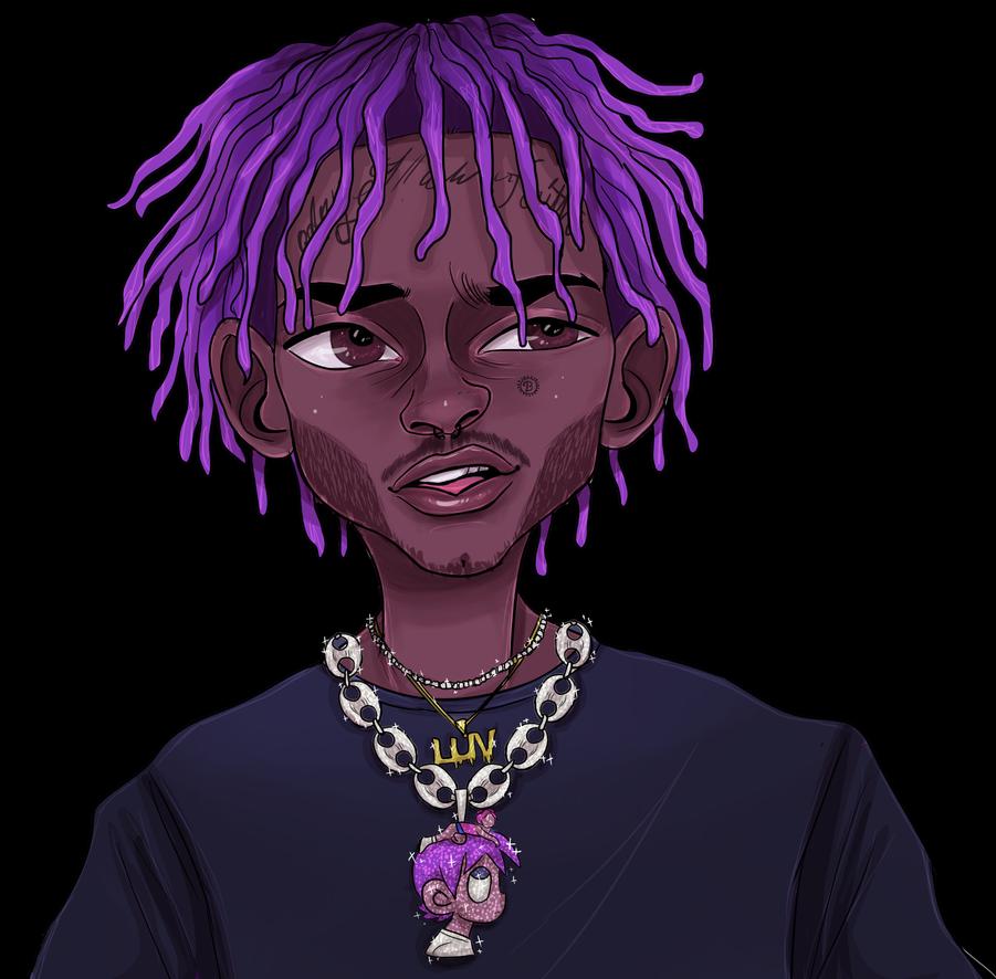 Lil Uzi Vert By PearlChelle On DeviantArt