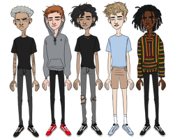 Sk8 Adopts (1/5 open)