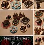 Special Desserts Picnic