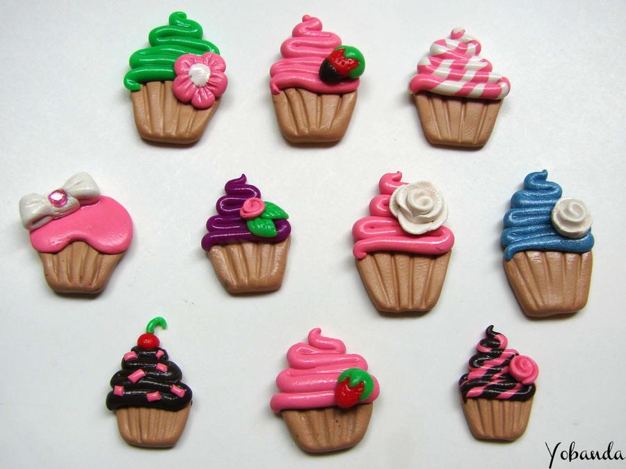 Cupcake Rings To Be by yobanda