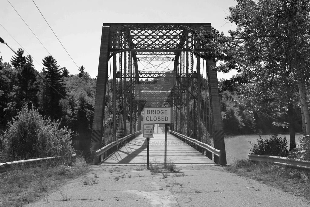Old CR-510 Bridge by yobanda