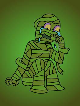 The Sad Mummy