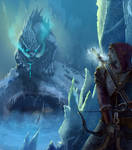 The Archer and the Winter Dragon