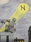Gothams metal vigilante