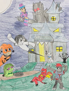 Happy Halloween Jason