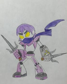 Xavier (Hidden Heroes)