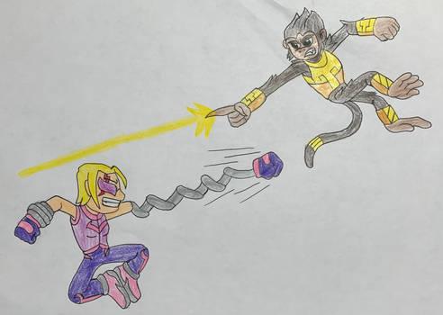 Spryng vs Goldrilla