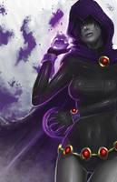 Raven The Titan by W-E-Z