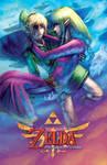 The Legend of Zelda - When Hearts Float Together