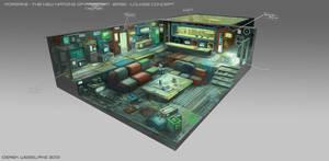 Forsake - NNF - base - lounge