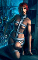 The Fifth Element by W-E-Z