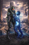 Halo 4 - I'm not doing this for mankind