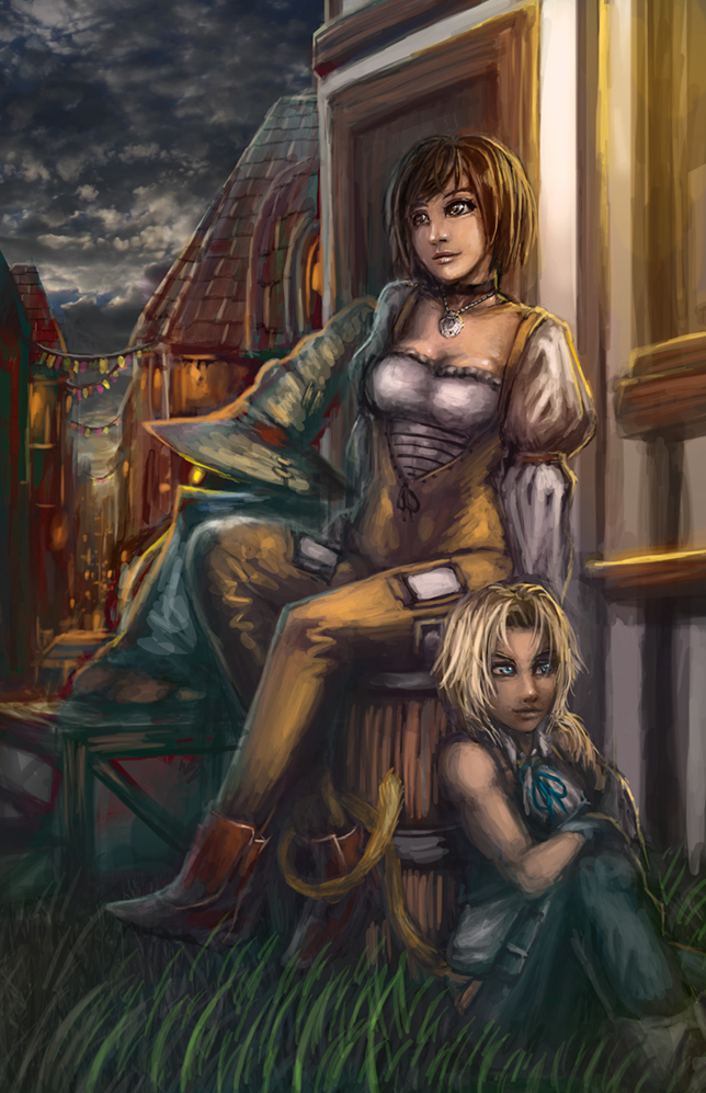 Final Fantasy IX - Virtue by W-E-Z