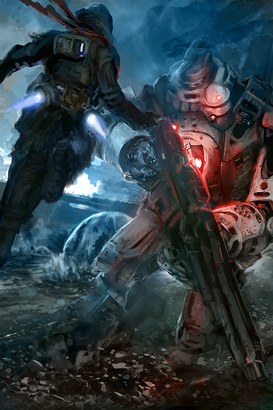 Titanfall - When the Titans Fell, We Rose