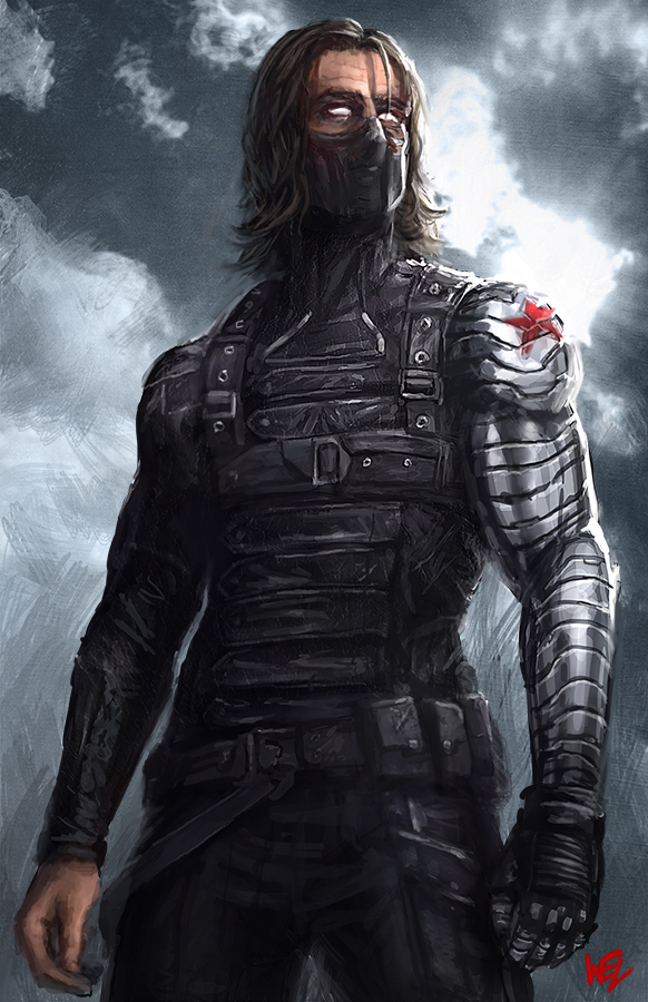 Winter Soldier(MCU) VS Slade(Green Arrow series ...