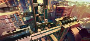 Unreal Tournament 4 - MegaMall