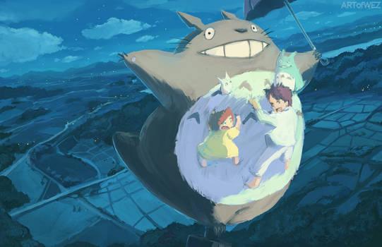 To-to-ro Totoro!