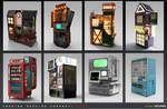 Aenigma - Vending Machine Concept Art 3 - Under