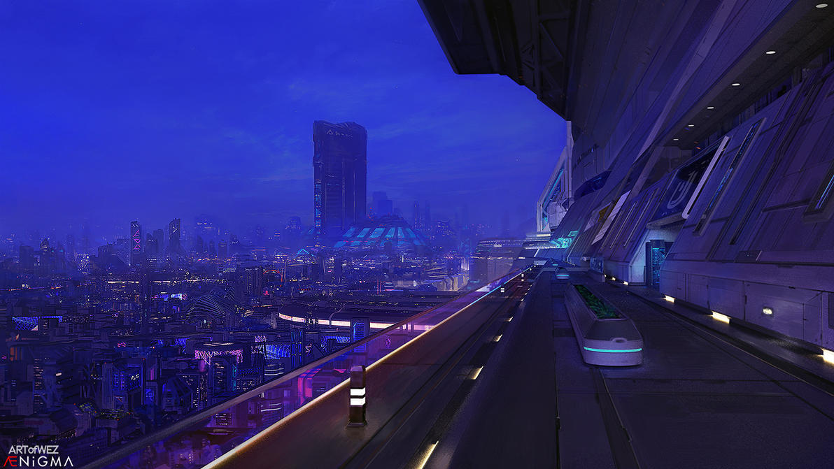 AENiGMA - Skydeck by W-E-Z