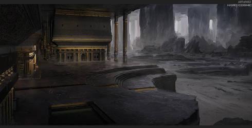 Hard Cosmic - Monastery of Ash