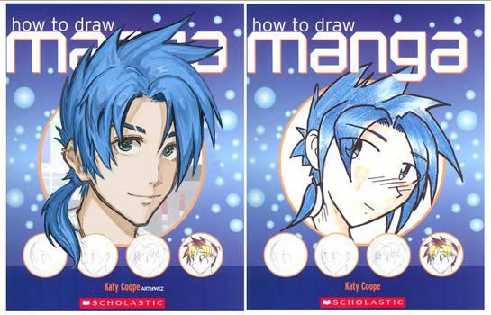 How to Redraw Manga Challenge