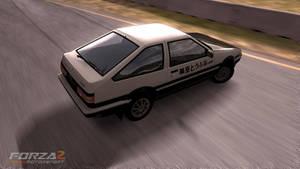 Forza 2 - Initial D Hachi-Roku