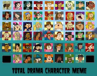 My Top 52 Total Drama Contestants ~UPDATED~ by jackbarrera14