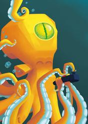 Octopus gamer :p