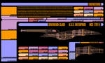 Master Systems Display - LCARS Wallpaper