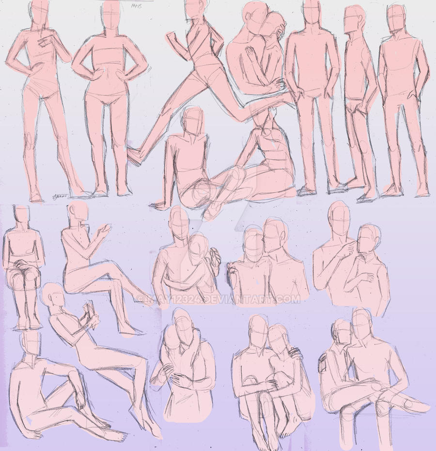 100 Couples Poses Drawing Reference Art Pinterest Drawings Couple