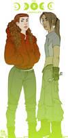 Scarlet And Cinder