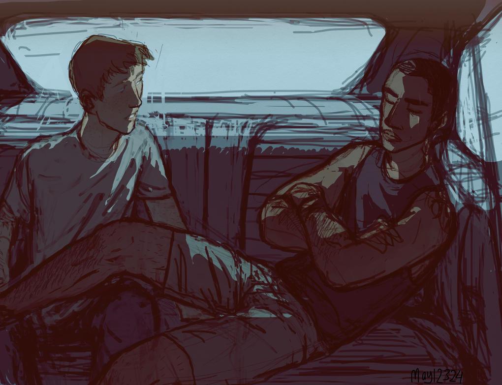 Ronan And Parrish by may12324