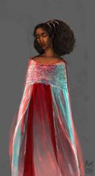 Princess Winter Hayle Blackburn by may12324