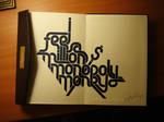 A Million Monopoly Money