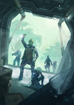 Exoria saga - Quickstart cover art
