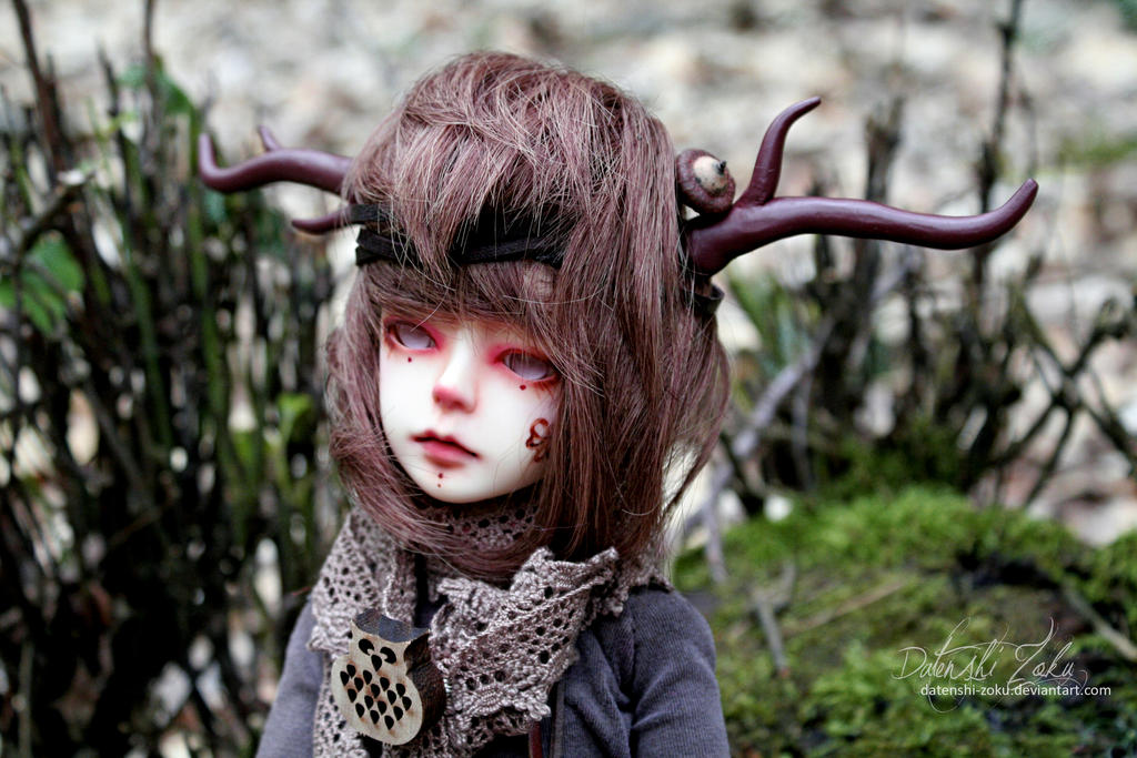 Forest spirit by datenshi-zoku