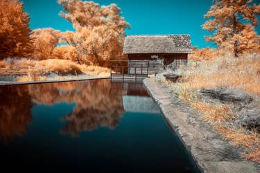 Water Mill - IR